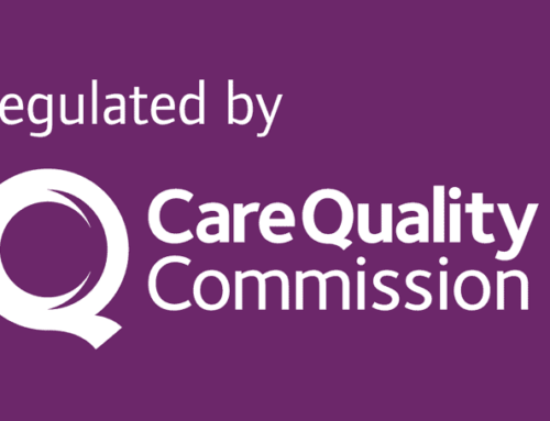 CQC rate us OUTSTANDING in caring!